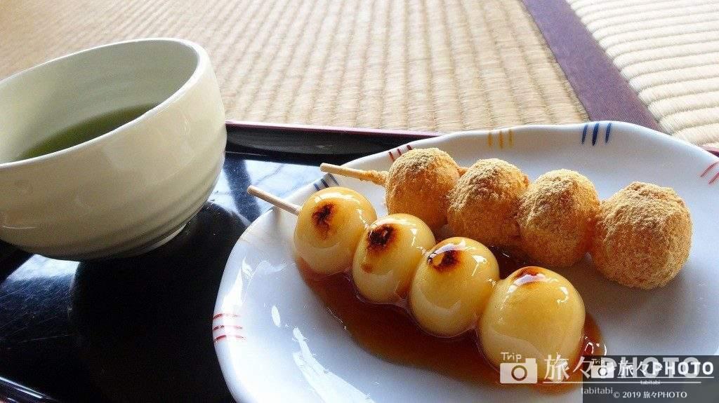 茶室のお菓子