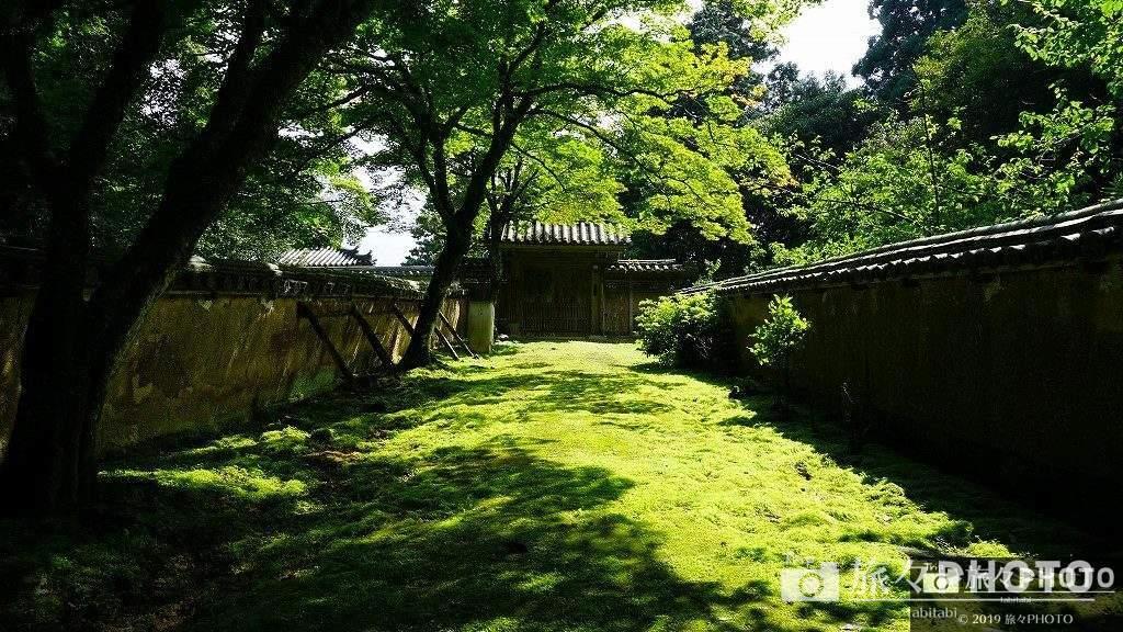 書写山圓教寺の瑞光園