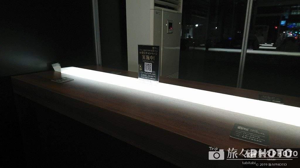 サッポロ生ビール黒ラベルパーフェクトデイズ2019 テーブル