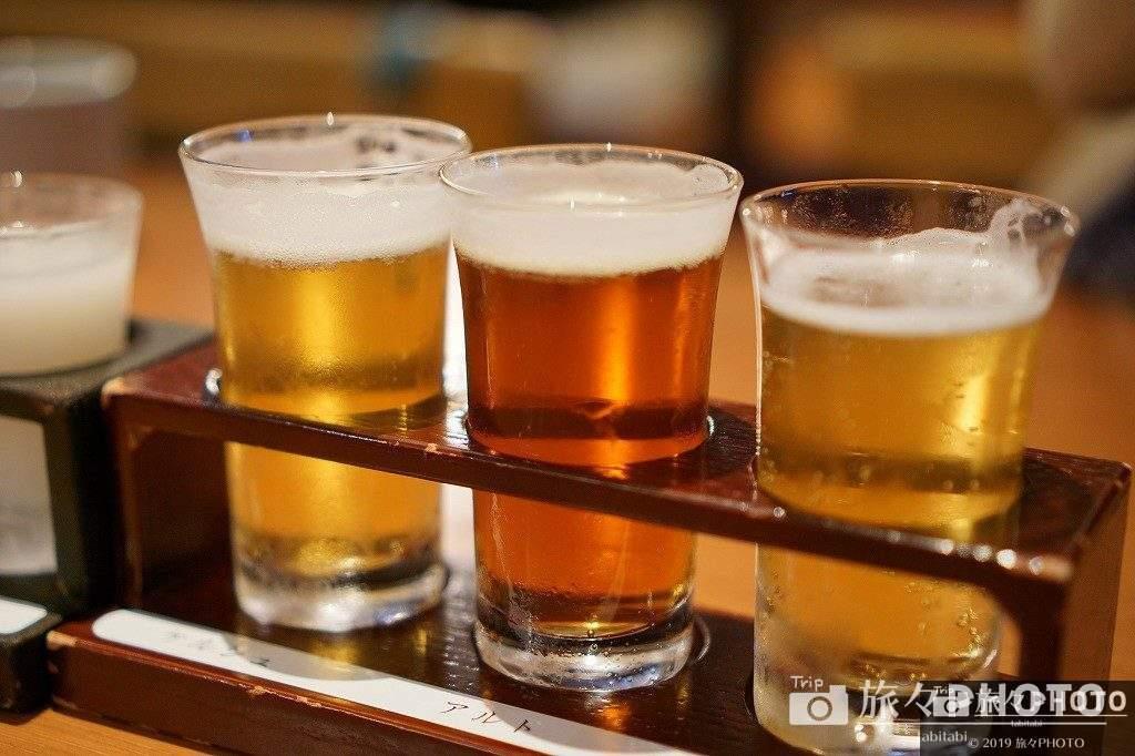 キザクラカッパカントリービール飲み比べセット
