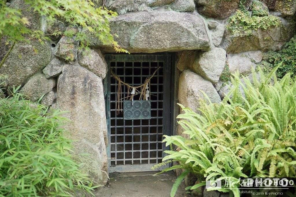 大阪城への抜け穴