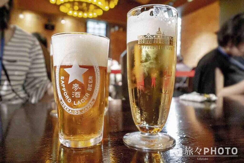 サッポロビール博物館 試飲コーナー