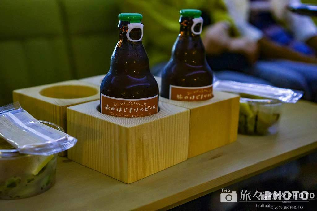 帯広 馬車BAR ビール
