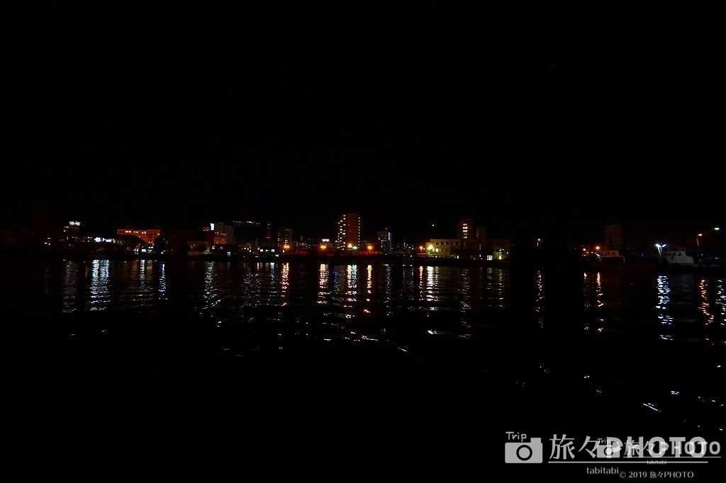 小樽運河クルーズ 小樽港