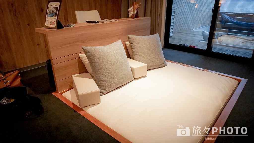 クッションベッド