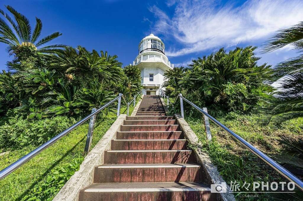 都井岬灯台ギャラリー