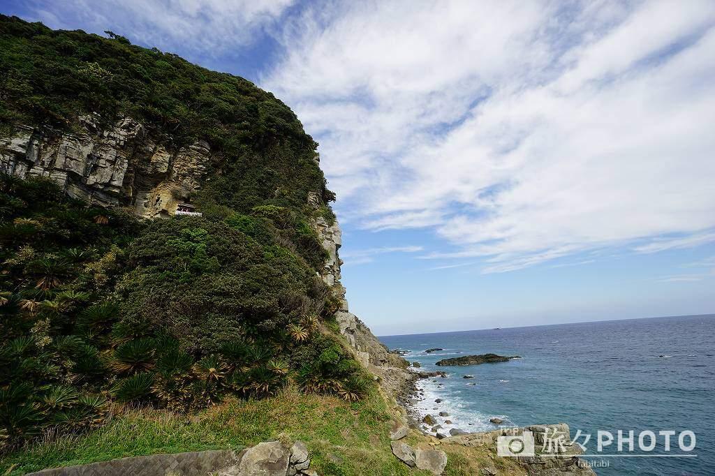 都井岬の観光スポット③御崎神社