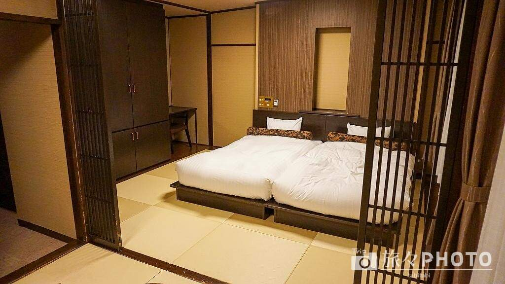 ホテルアマンディ和洋室
