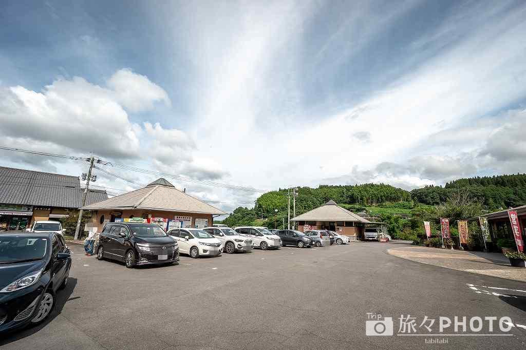 道の駅「原尻の滝」トイレ