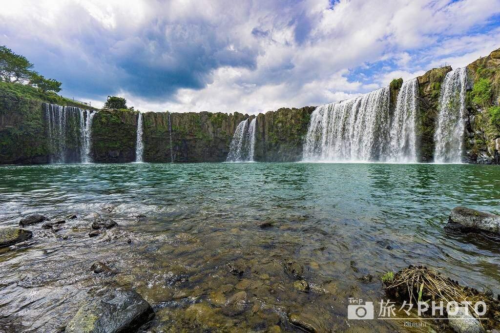 原尻の滝ギャラリー
