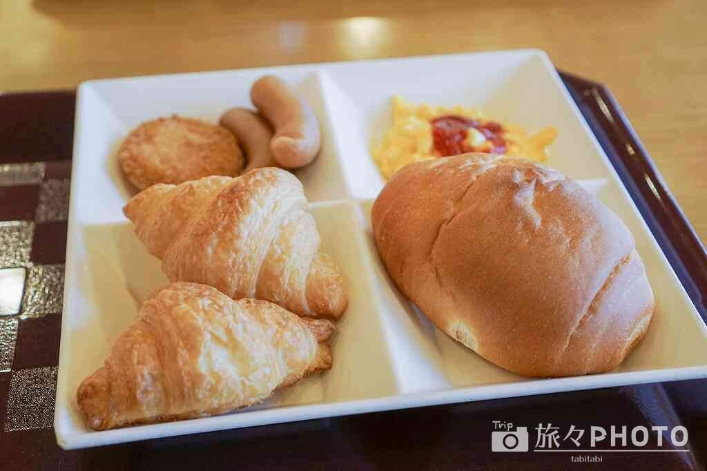 休暇村志賀島朝食洋食