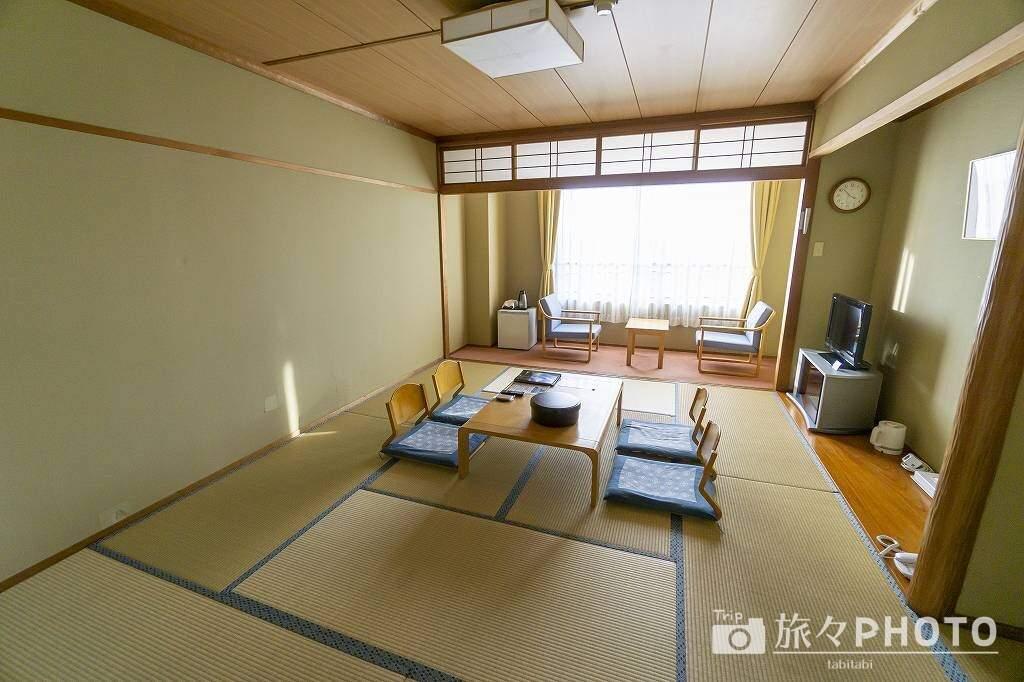 休暇村志賀島和室