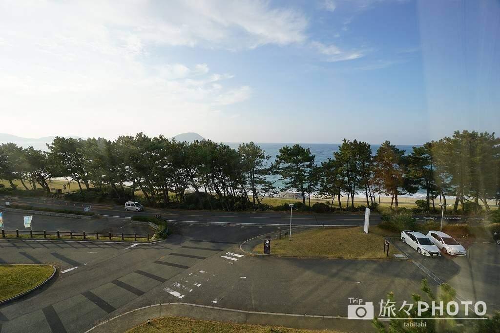 休暇村志賀島 部屋からの景色[3階]