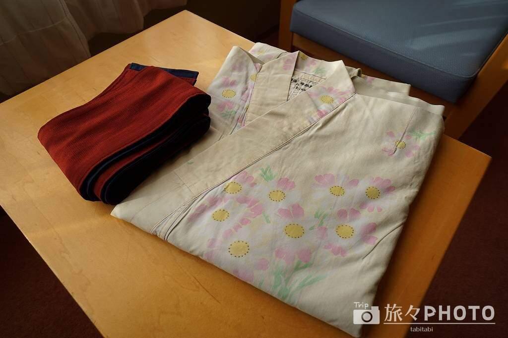 休暇村志賀島 浴衣