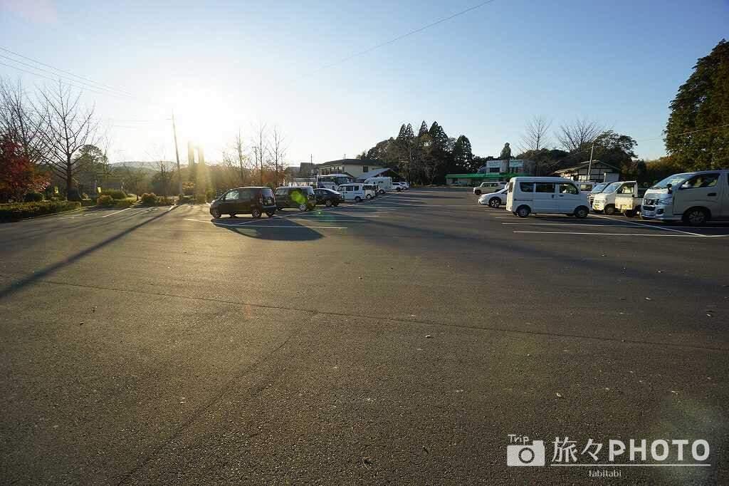 曾木の滝 駐車場