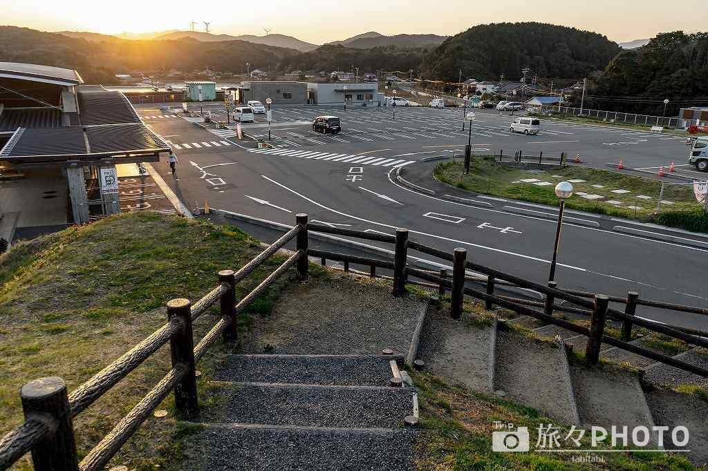道の駅「北浦街道ほうほく」