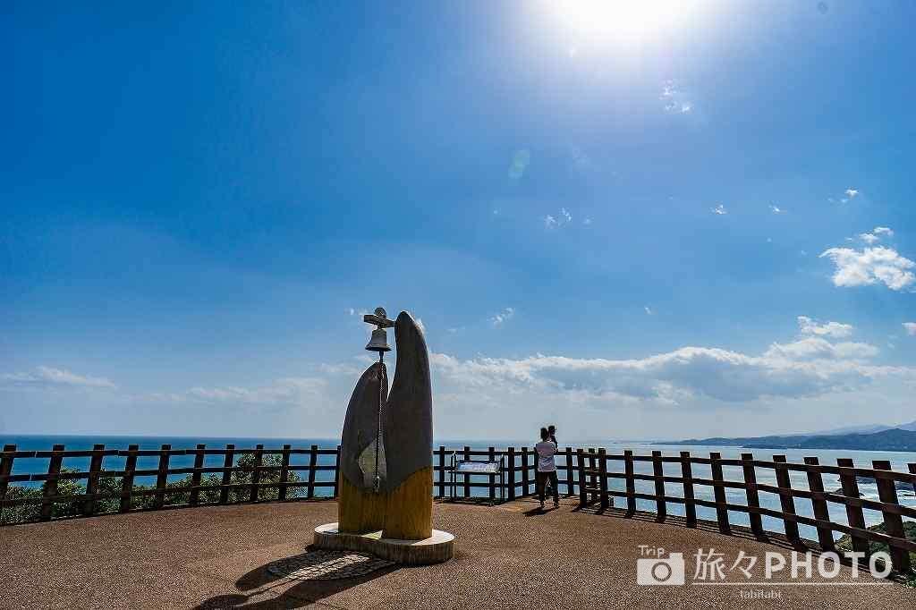 クルスの海の展望台