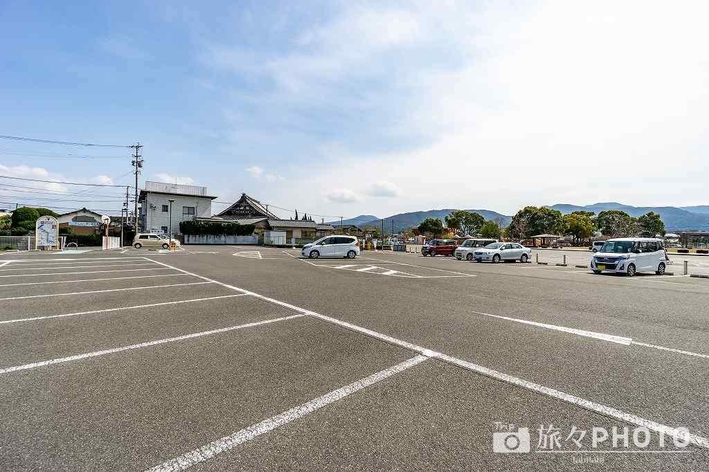 昭和の町駐車場