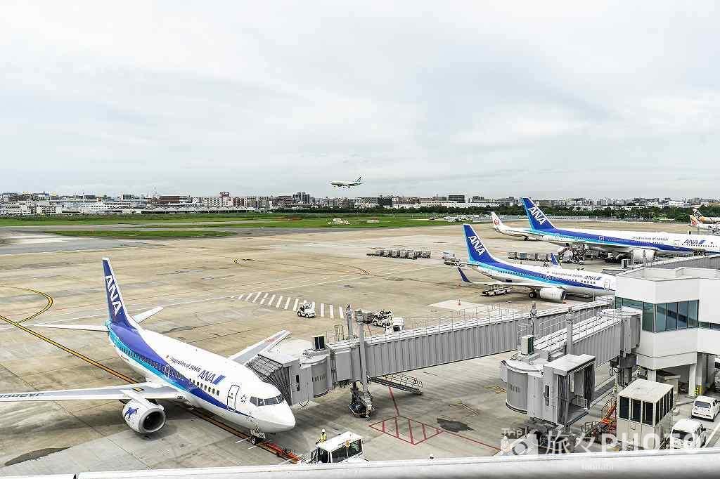 北海道旅行1日目 - 福岡空港