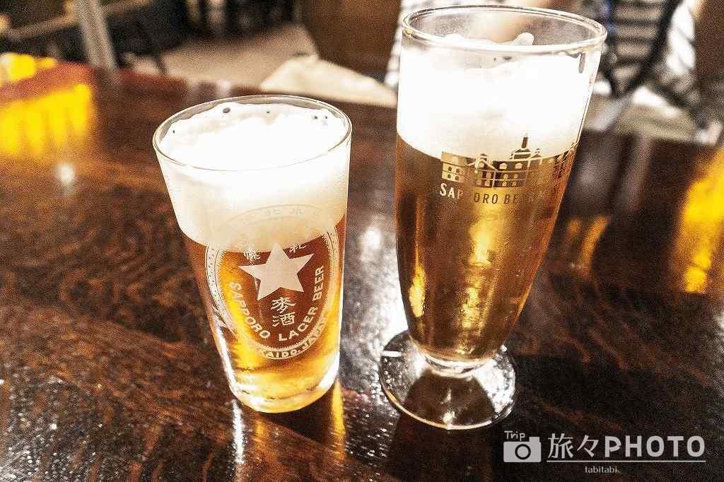 北海道旅行1日目 - サッポロビール博物館