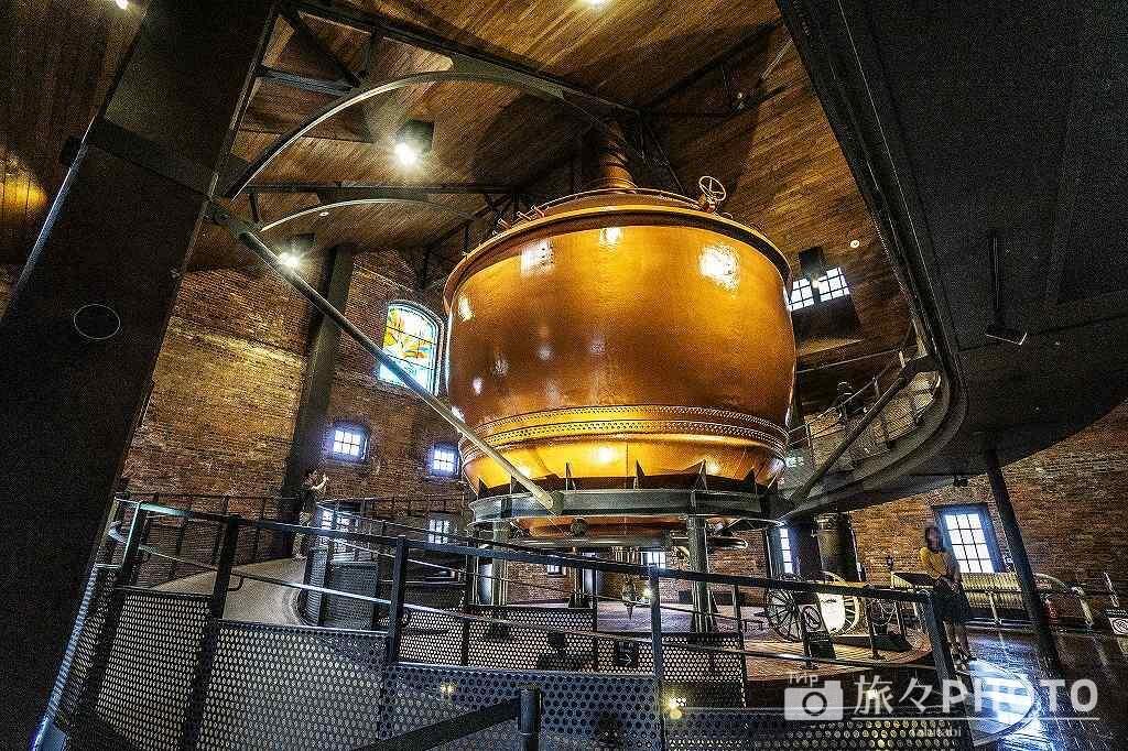 サッポロビール博物館 工場見学