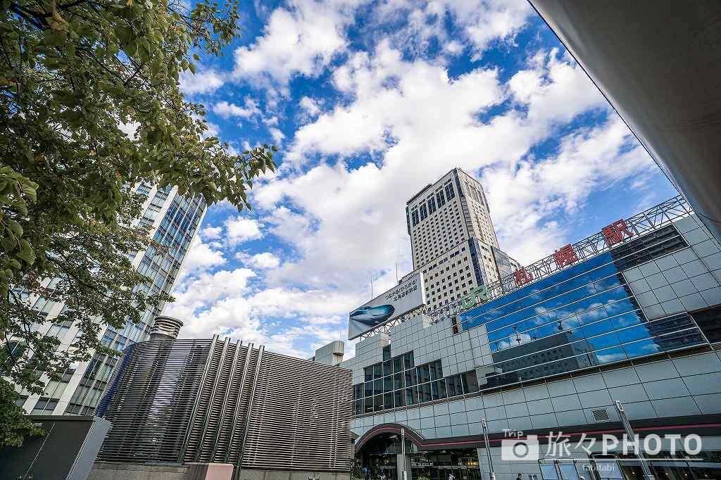 北海道旅行1日目 - 札幌駅到着