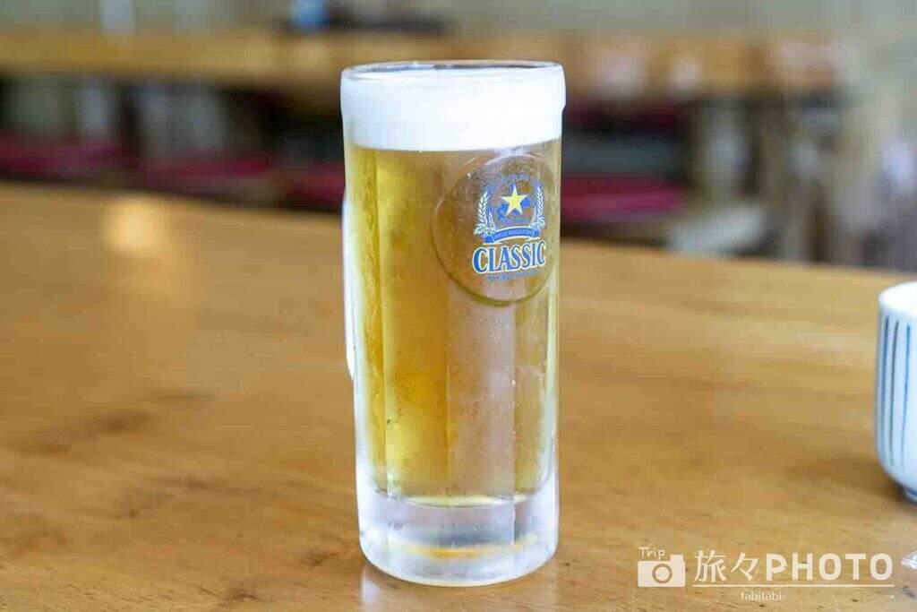 かきざき ビール