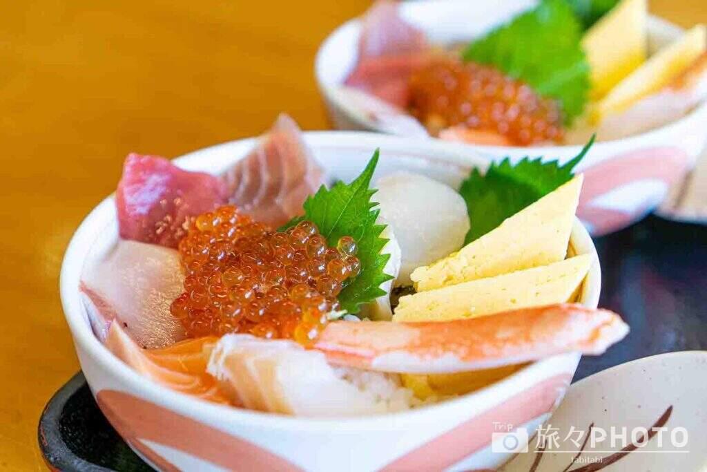 かきざき 海鮮丼