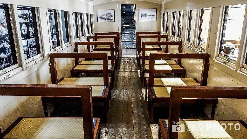 【門司港レトロ】九州鉄道記念館車両展示