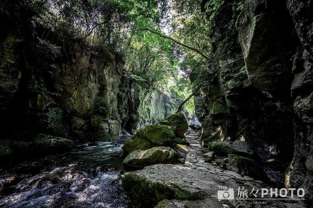 黄牛の滝 ギャラリー