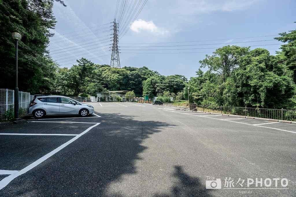 到津の森駐車場