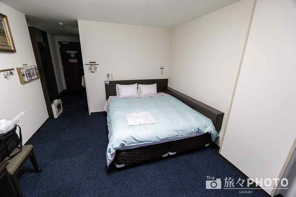 萩ロイヤルインテリジェントホテル部屋