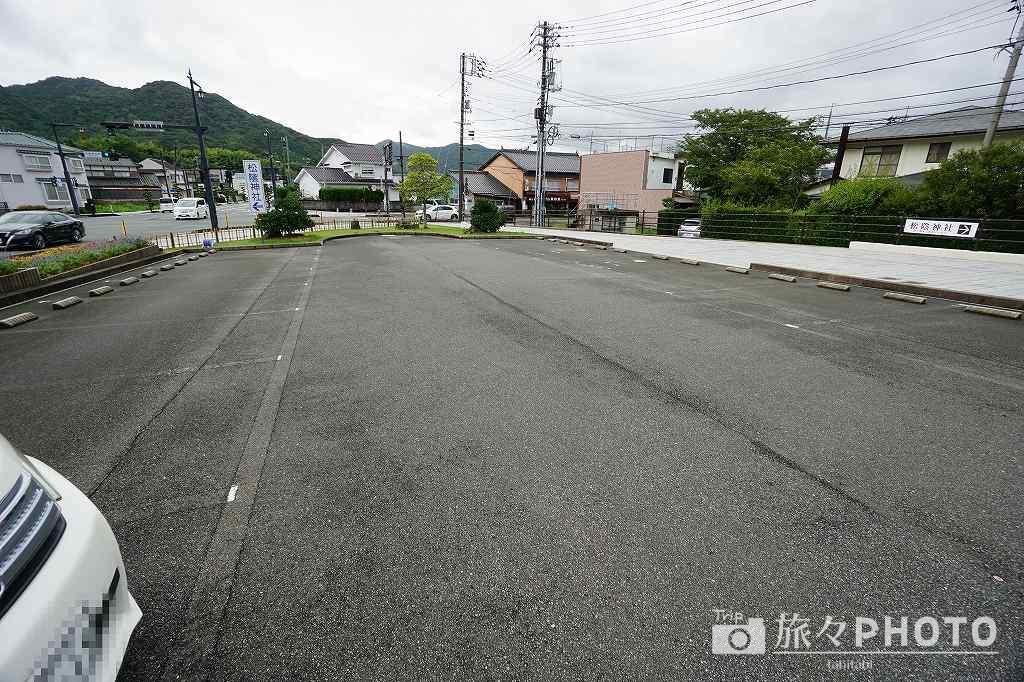 松陰神社 駐車場
