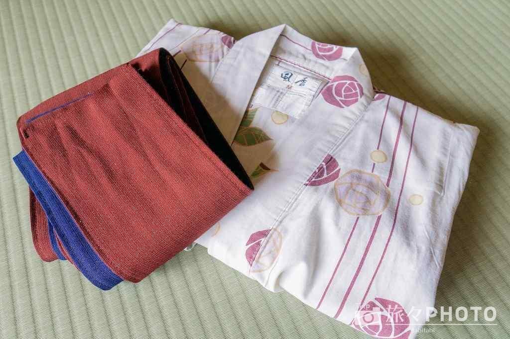 萩観光ホテル浴衣