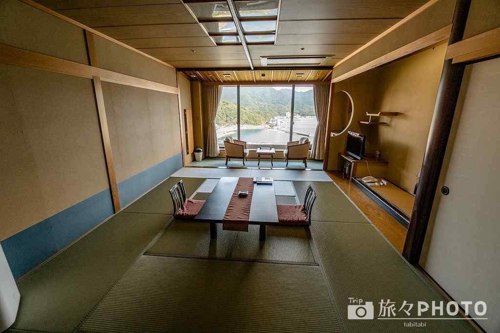 萩観光ホテル和室