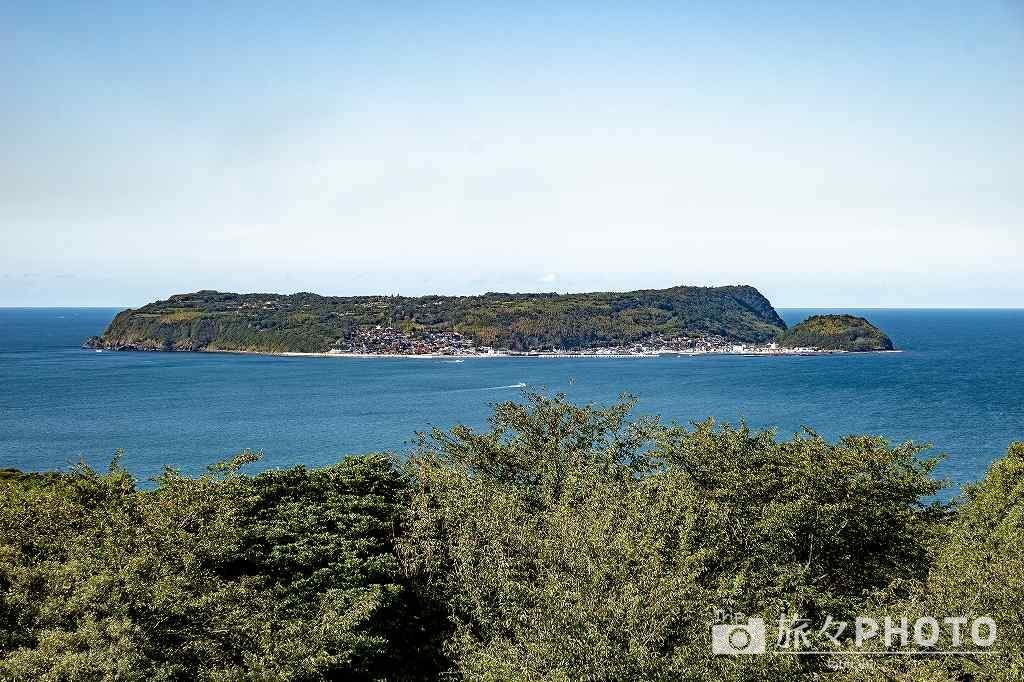 笠山山頂展望台
