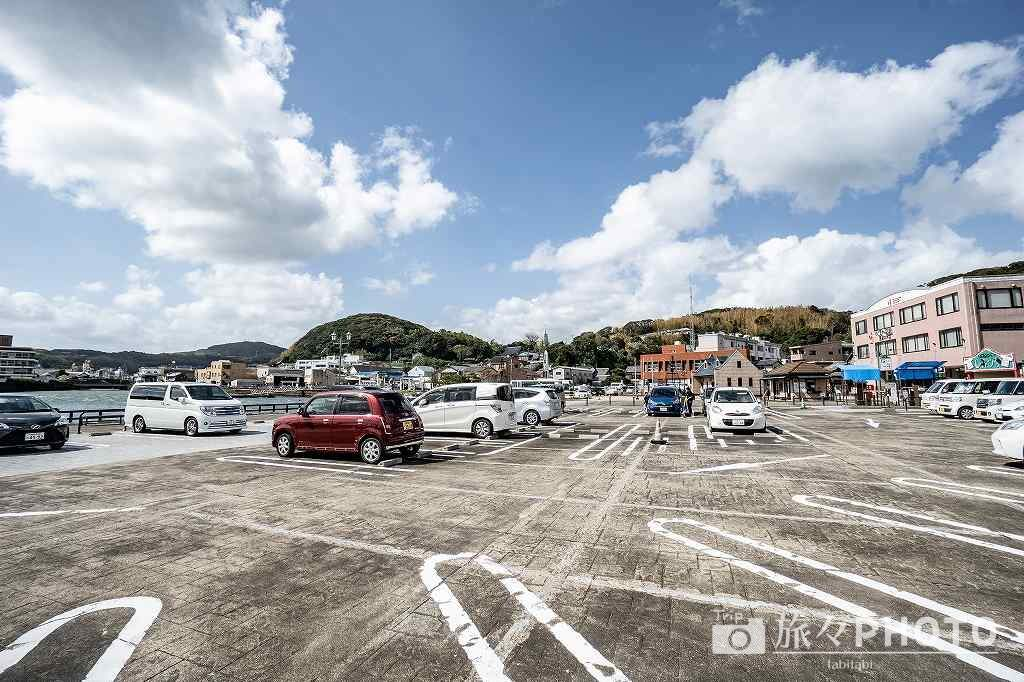 平戸交流広場駐車場