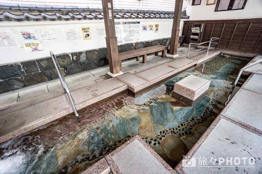 平戸温泉うで湯あし湯