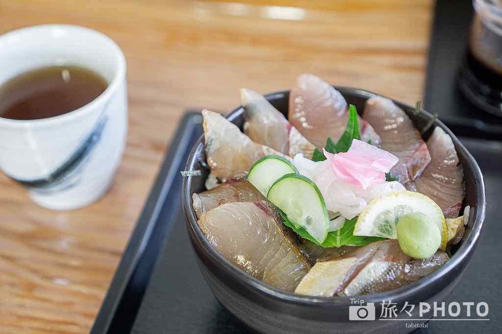 旬鮮館 海鮮丼