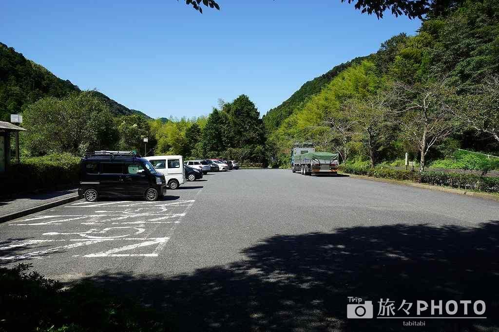 道の駅「萩往還」駐車場
