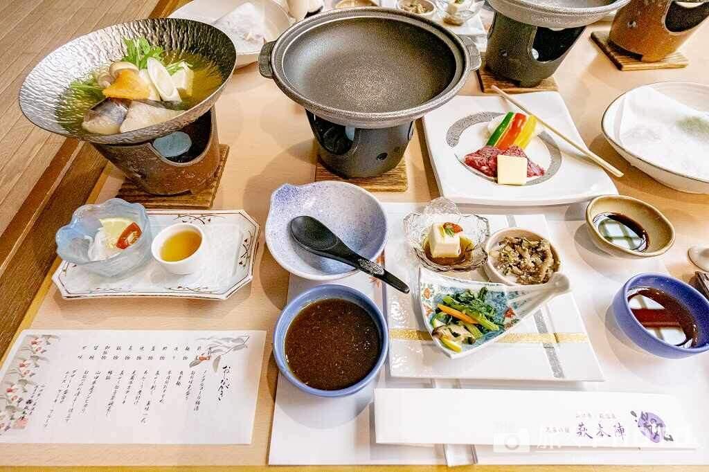 萩本陣 夕食
