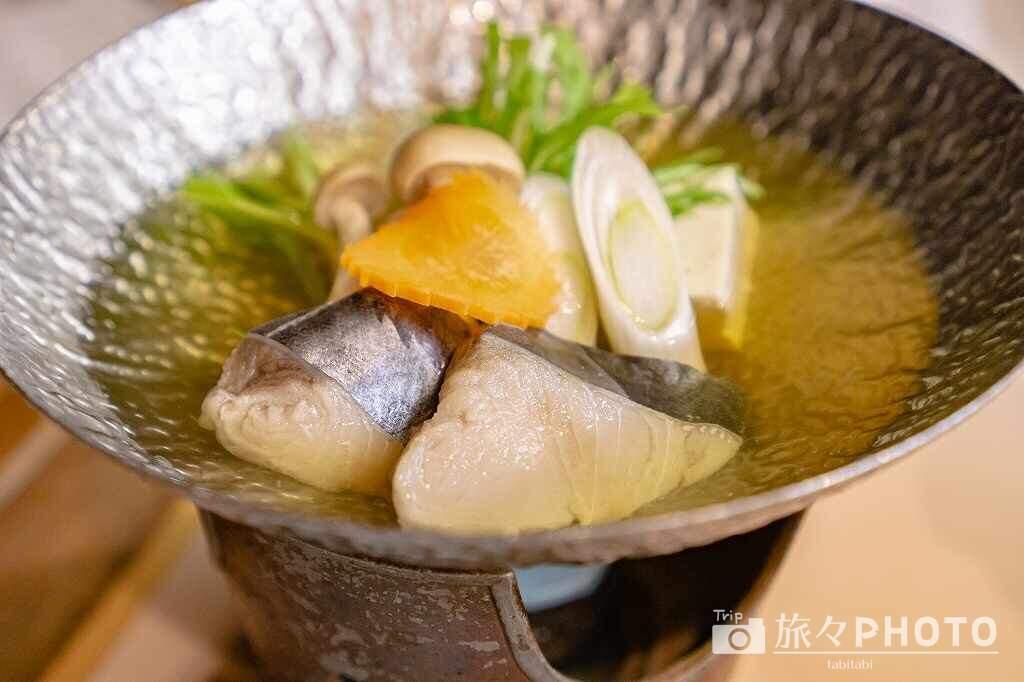 萩本陣 鰆鍋