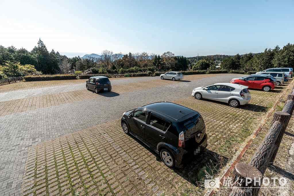 秋吉台 駐車場
