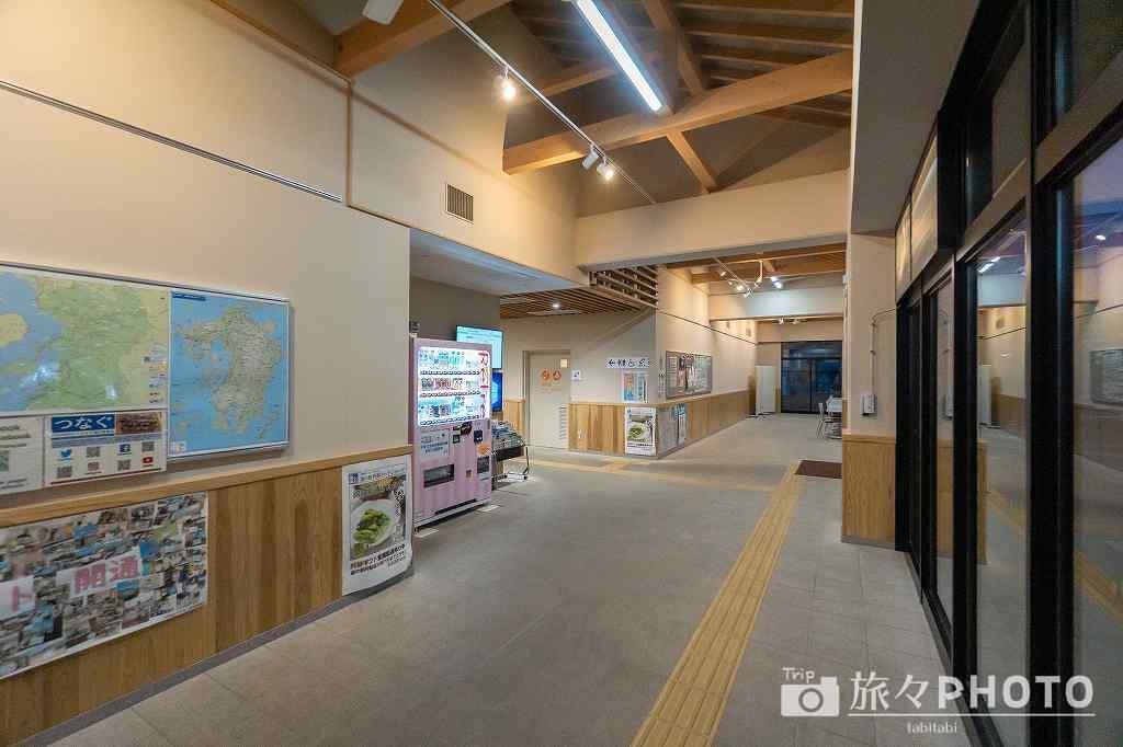 道の駅阿蘇のトイレ