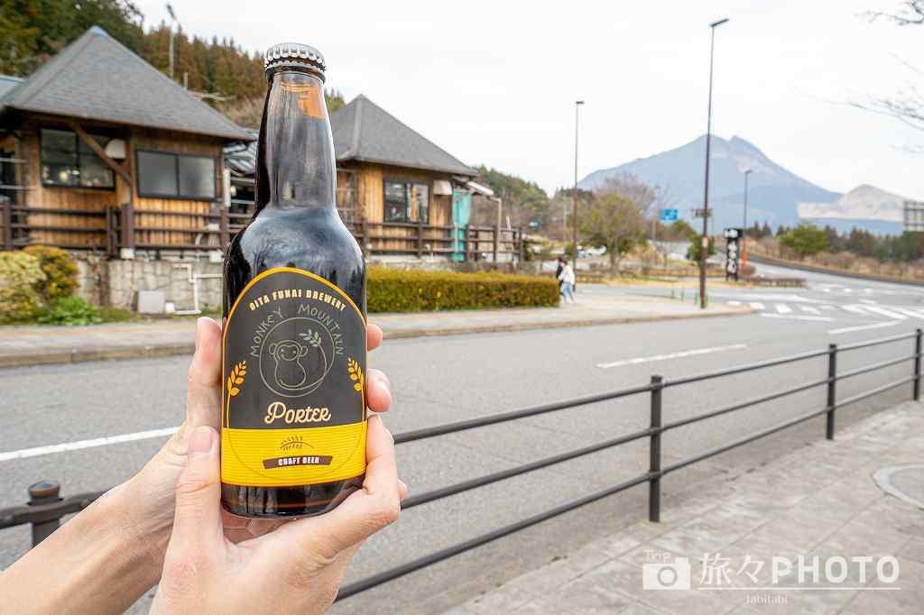 道の駅ゆふいんビール