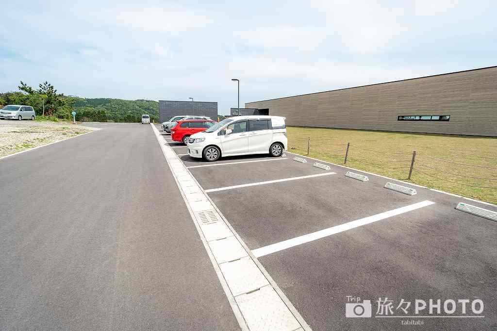 都井岬パカラパカの駐車場