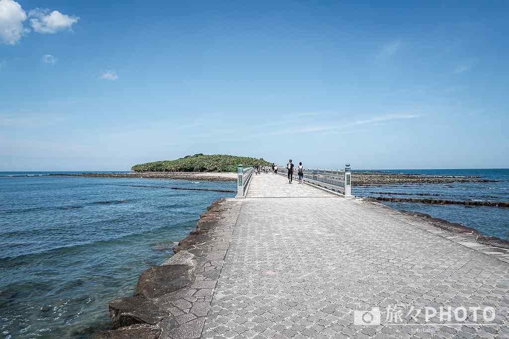 青島神社弥生橋