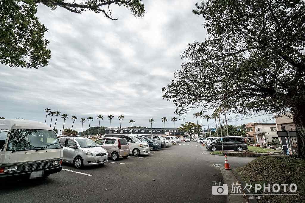 青島参道南広場駐車場