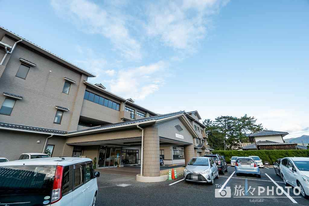 リゾートホテル美萩の外観