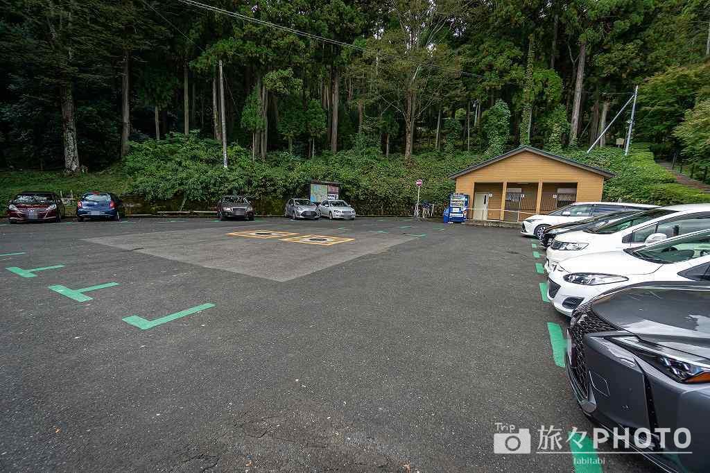 賤ヶ岳リフト駐車場